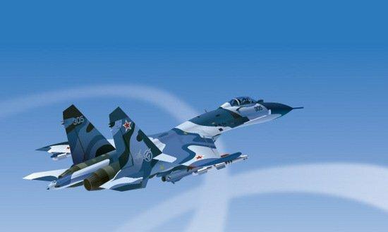 Истребитель СУ-35БМ. Большая модернизация