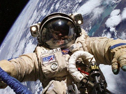 NASA получило рекордное число заявок от желающих стать космонавтами.