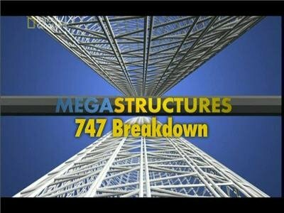 НГО. Утилизация боинга 747 / National Geographic. Mega Structures 747 Break ...