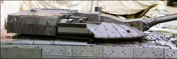 T-95 and 640 Object