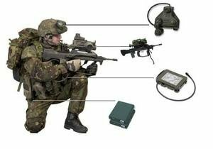 FELIN «цифровой» комплект военнослужащего