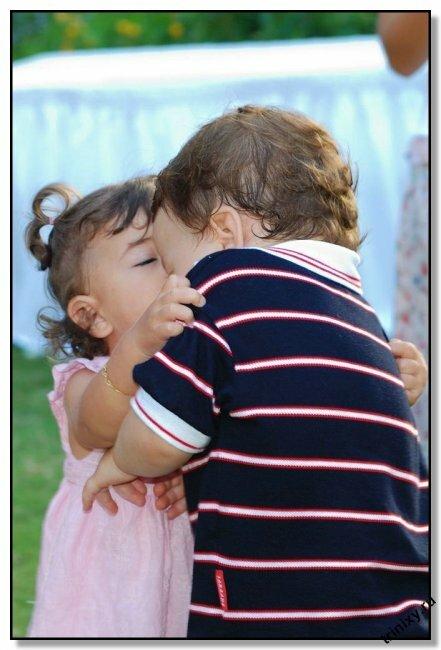 Любовь строится на разнице в геномах