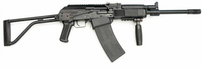 Гладкоствольное ружье (карабин) Вепрь-12