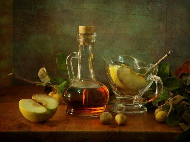 О пользе ябочного уксуса