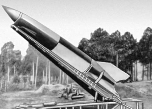 Тайны ракеты Фау-2. «Чудо-оружие» нацистской Германии