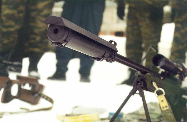 Создана новая винтовка для снайперов