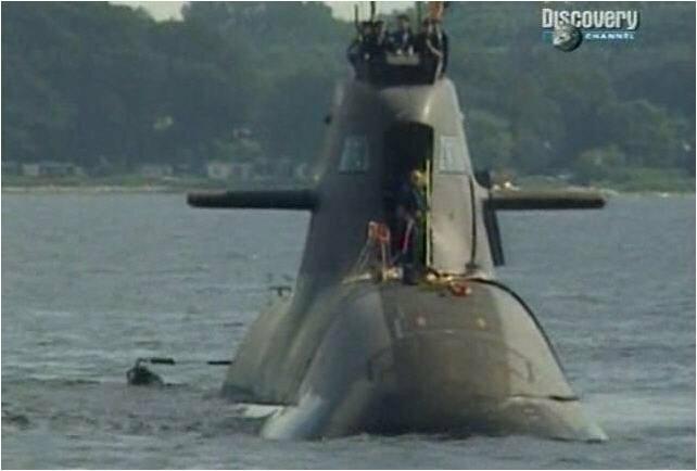 Подводная Лодка. Самая тихая в мире