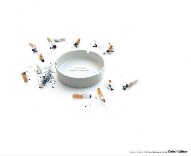 Курение вредит не только легким