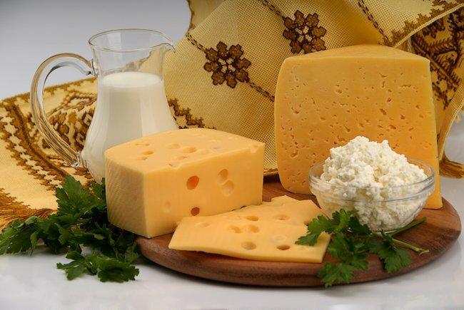 Молочные продукты продлевают жизнь