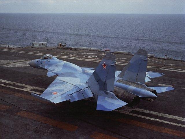 Было у тёщи семеро зятьев, или зачем России палубная авиация?