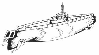 """Первый в мире подводный минный заградитель """"КРАБ"""" (часть 1)"""