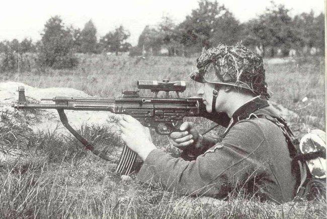 штурмовой винтовки МР-43