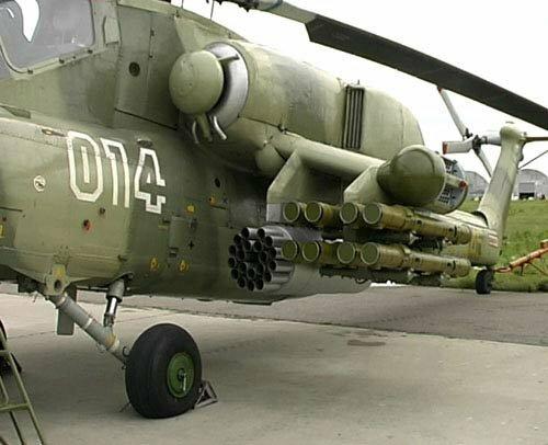 """""""Летающий танк""""  вертолет Ми-28Н"""