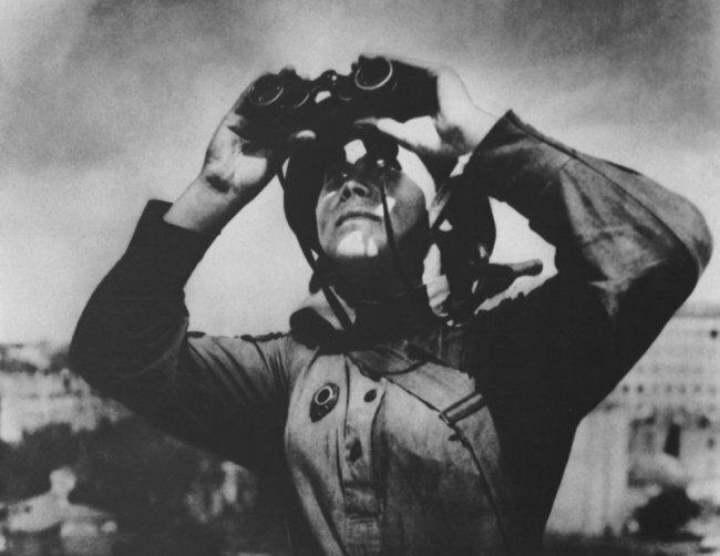 Советская фотохроника Великой Отечественной войны