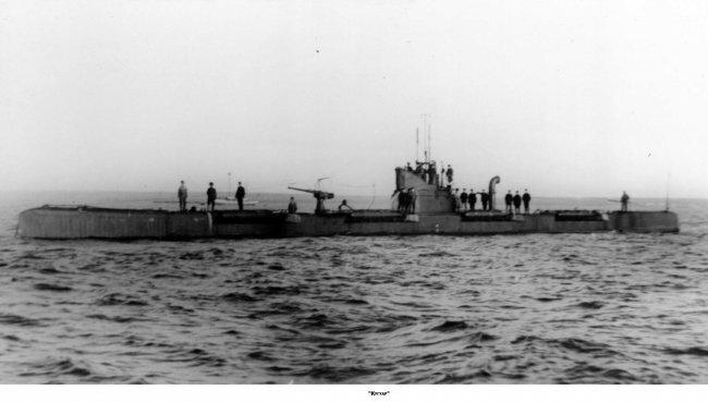 Подводный флот России (часть 3)