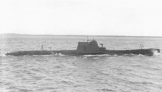 """Подводные лодки типа """"ЩУКА"""""""