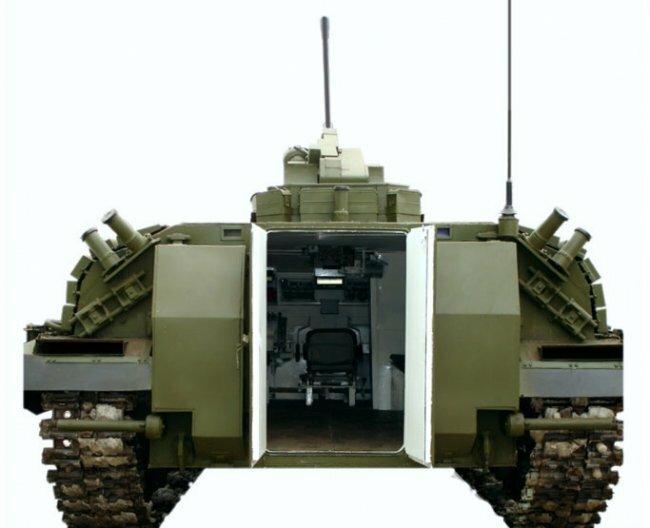 Тяжёлая боевая машина пехоты БМПВ-64. Украина