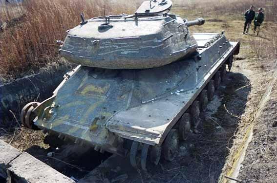 Тяжёлый танк ИС-4