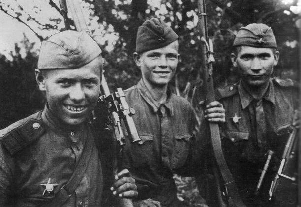 Неизвестная война «Освобождение Украины»