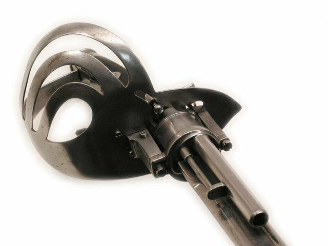 """Пистолет под шпилечный патрон системы """"Ярр"""" («Гармоника»)"""