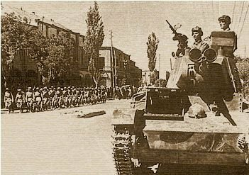 Англо-советская оккупация Ирана