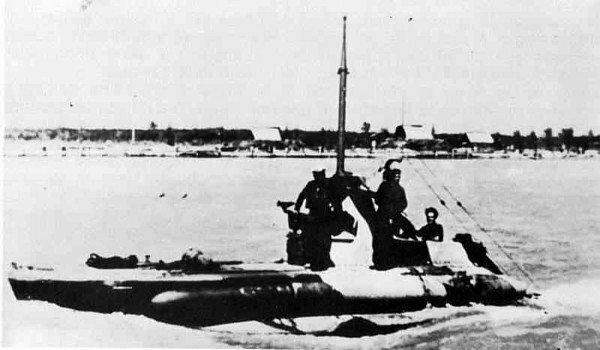 Nautilus sovietico