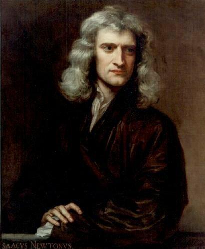 Неизвестный Ньютон