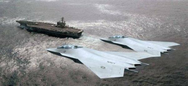 Самолёт шестого поколения F/А-ХХ