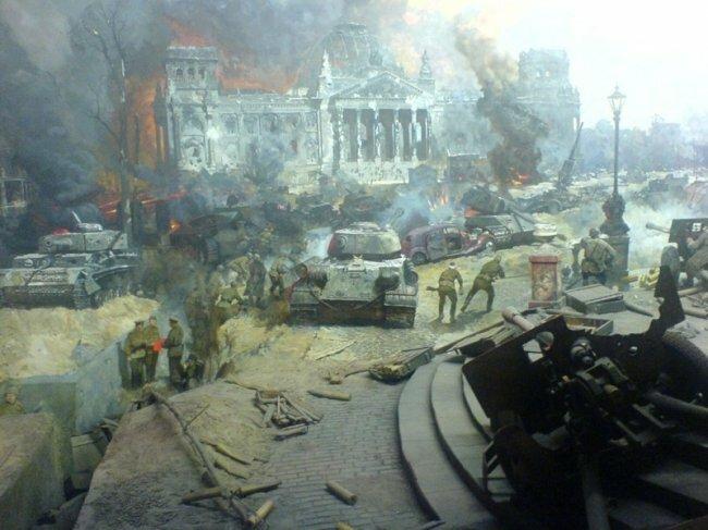 Последняя битва войны. Берлин
