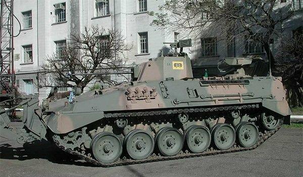 Танк ТАМ и машины на его базе