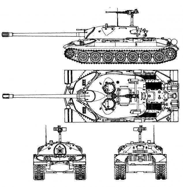 Танковый калибр