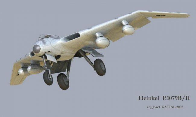 Хенкель Не 1079В/I и В/II