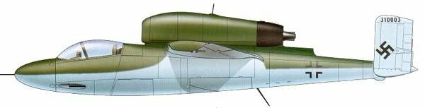 Henkel He.162 Salamander