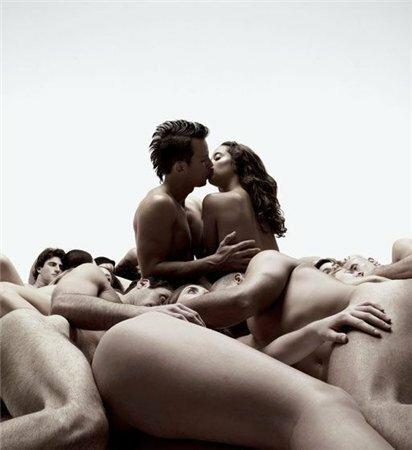 Сексуальные фантазии женшин