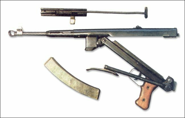 Истории краденного оружия