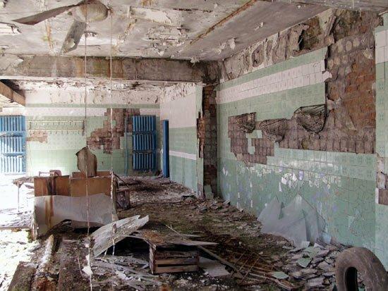 Снова Чернобыль.