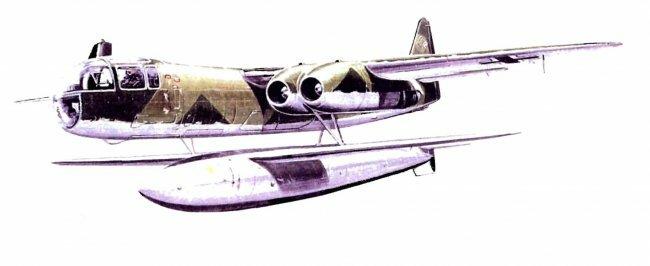 Радиоуправляемая планирующая бомба Арадо Е377