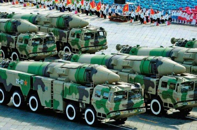 Китай против России.  Победа будет не за нами