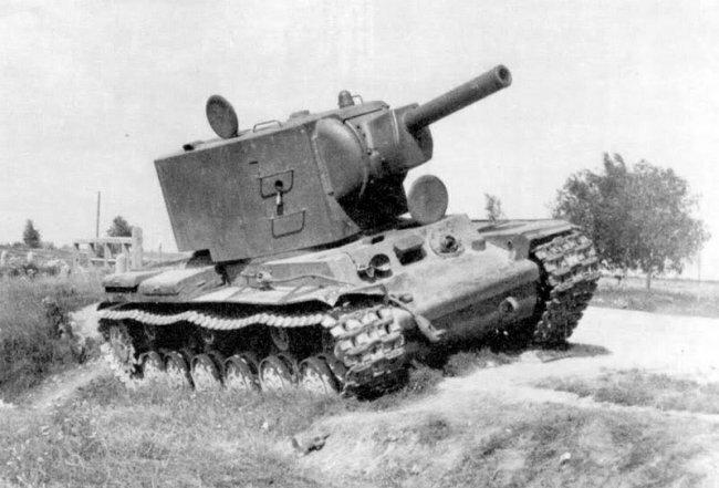 «Клим Ворошилов»: машина для войны