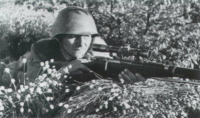 «Трехлинейка» для охотника в униформе