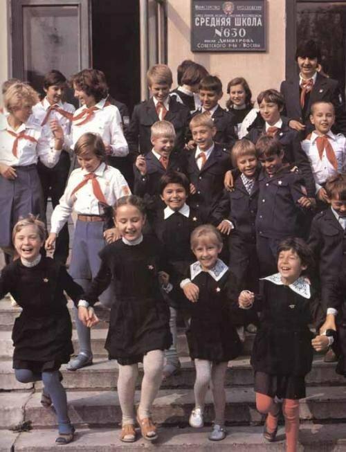 Советское детство сейчас в моде хочу