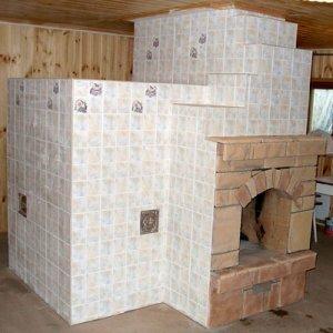 Цените старую кирпичную печь, её можно подремонтировать самому