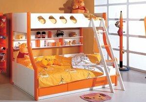 Как лучше обустроить детскую комнату