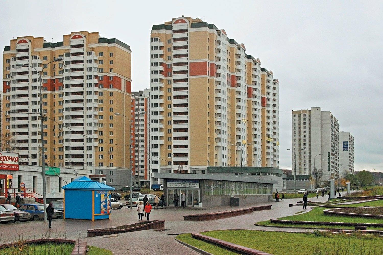 26 жилых комплексов  Новостройки в Красногорске от